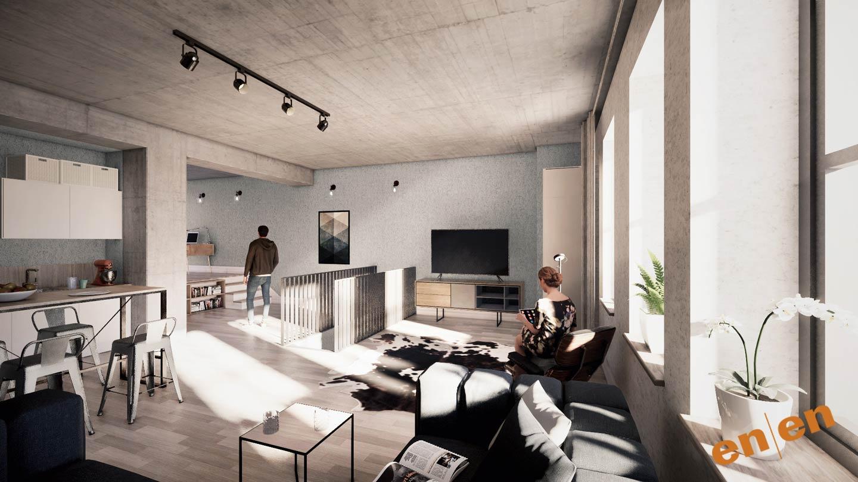 Loft26 - begane grond appartement