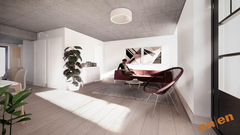 loft26 verdieping appartement
